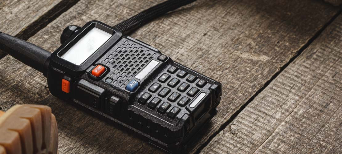 COMMUNICATION SYSTEMS FOR THE SURVIVALIST