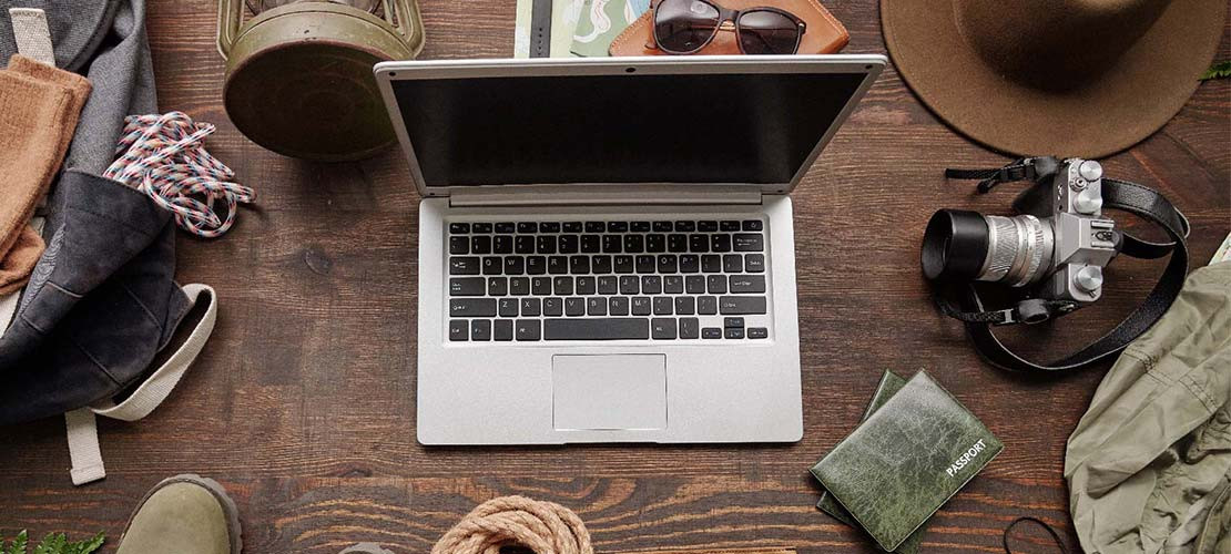 A LAPTOP COMPUTER AND YOUR FAMILY'S SURVIVAL