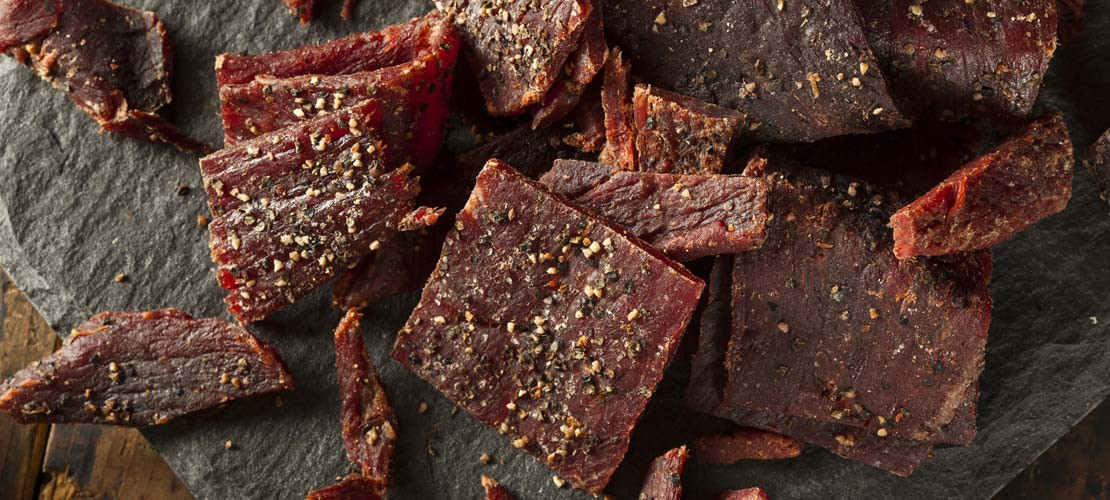 MAKING YOUR OWN JERKY