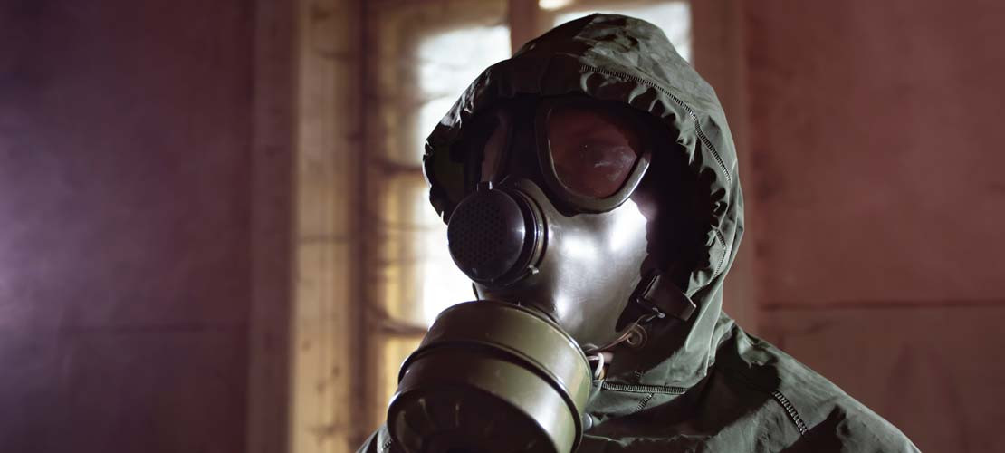 NUCLEAR, BIOLOGICAL AND CHEMICAL INCIDENT DEFENSE MEASURES