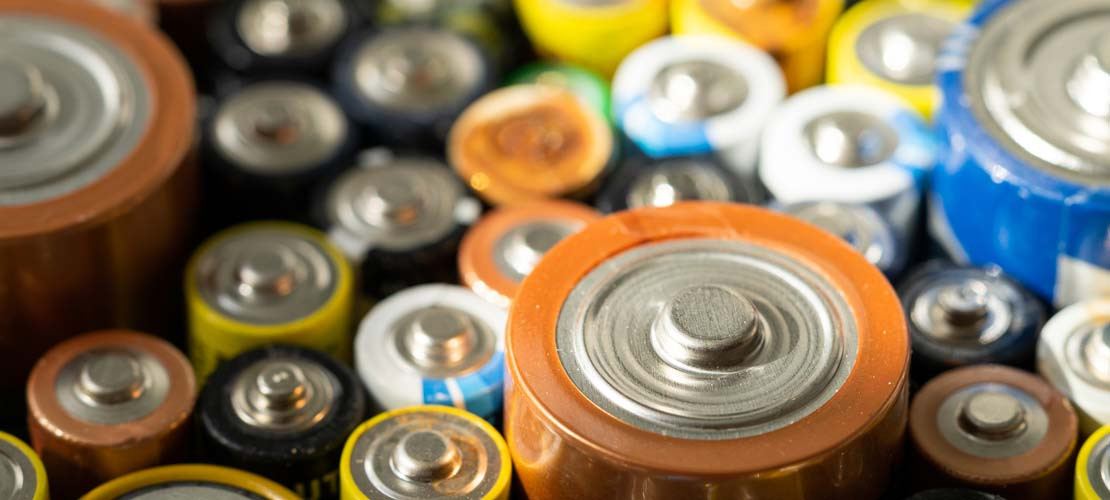 A DISPOSABLE BATTERY STOCKPILING PLAN