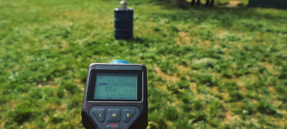 RADIATION DETECTION AND MEASURING EQUIPMENT