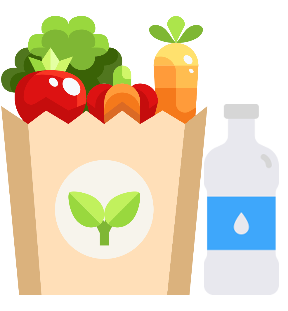 Food and Water for Survival